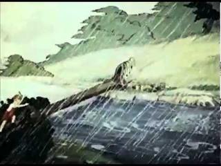 Мультфильм Сказка старого дуба