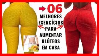 ✅[TOP] 6 Melhores Exercícios Para Aumentar Gluteos, Engrossar e Definir as Pernas Rapidamente - 2021