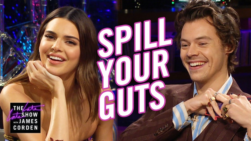 Spill Your Guts: Harry Styles Kendall Jenner