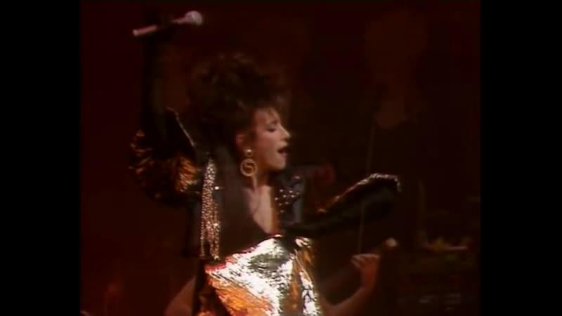 Julie Pietri Maria Magdalena Live 1987