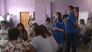 Решать нам! Очередной мозговой штурм неравнодушных жителей региона состоялся в Барышском районе