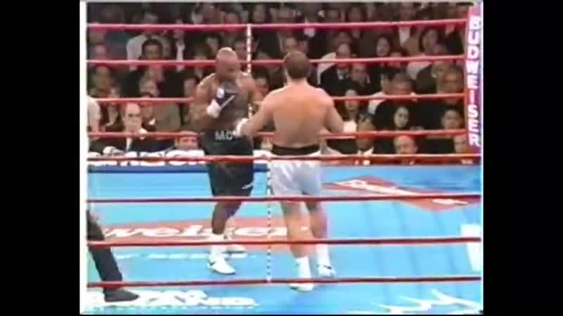 Michael Moorer vs Frans Botha Showtime Championship Boxing Pay Per View November 9 1996
