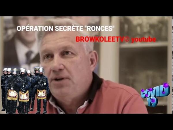 Macron prépare secrètement l'armée à intervenir dans les cités Zemmour Opération Ronses