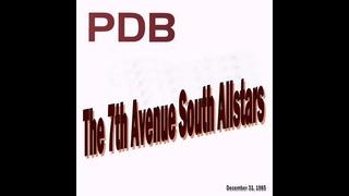 The 7th Avenue South Allstars -. December 31, 1985