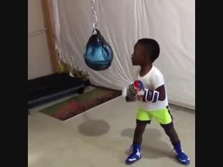 Когда ты с самого раннего детства в теме