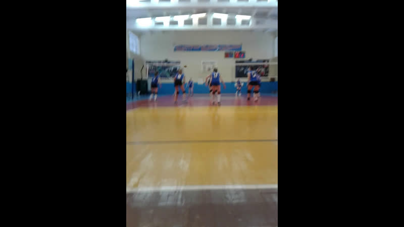 Окружные соревнования по волейболу среди женщи в Кудымкаре