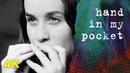 Alanis Morissette Hand In My Pocket Official 4K Music Video