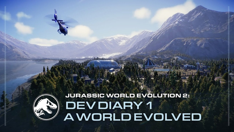 JWE 2 Дневник разработчиков 1 Мир эволюционировал