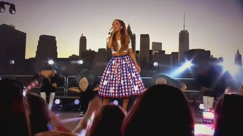 Ariana Grande Macy 39 s 4th of July Fireworks Spectacular Performance Problem amp amp The Way