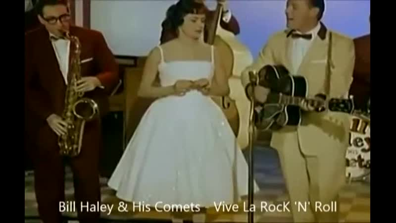 Bill Haley And Caterina Valente Vive Le Rock 'N' Roll 1959