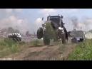 Гонки на тракторах- Лучшие моментыHD
