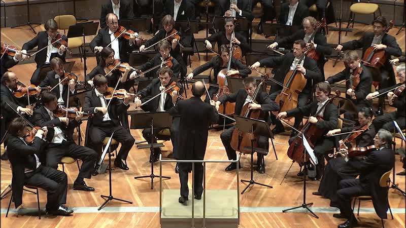 Кодай З Танцы из Галанты Иван Фишер Берлинский филармонический оркестр 2009 г
