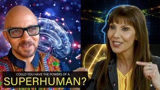 "Secrets of Consciousness - ""Superhuman: The Invisible Made Visible with Paul Wallis & Caroline Cory"