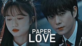►Seok Hoon and Bae Rona | PAPER  LOVE | The Penthouse