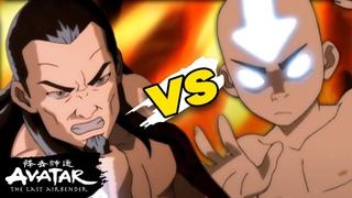 "FULL Uncut ""Aang vs. Fire Lord Ozai Final Battle"" 🔥| Avatar"