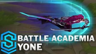 Battle Academia Yone Skin Spotlight - Pre-Release - League of Legends