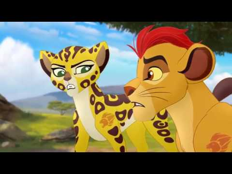 Мультфильмы Disney - Хранитель лев | Зов дронго (Сезон 1 Серия 12)