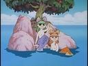 Весёлая семья Муми-Троллей. Серия 4. Таинственный остров.