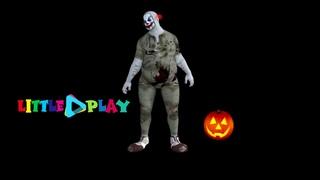 Вокально-танцевальный бэнд Little Play - This Is Halloween (Performance)