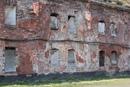 Одна из казарм в крепости Pillau после штурма 1945г.