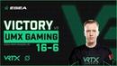 VRTX Esports vs. uMx Gaming | Full VOD