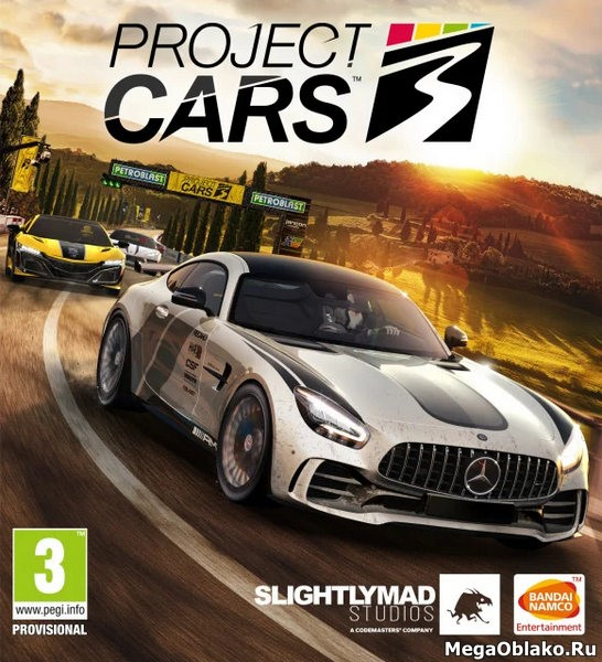 Project CARS 3 - Deluxe Edition (2020/RUS/ENG/MULTi/RePack by xatab)