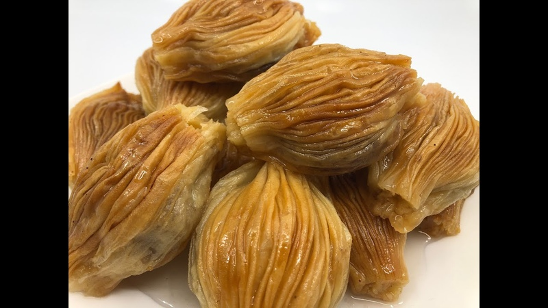 Paxlava 💯 Համեղ և Խրթխրթան Փախլավա 💯💯💯 ENG SUBTITLES Crunchy and Delicious Baklava 💯 128