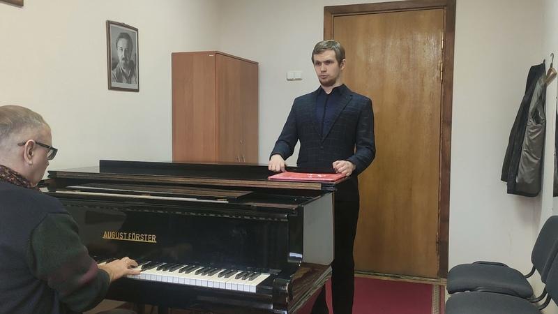 Клиндухов В И мастер класс по постановке голоса академический вокал