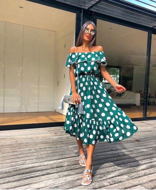 Воздушные платья на это лето