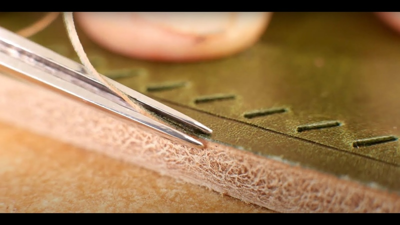 Satisfying pleasures of leathercraft- This montage contains triggers! Which is your favourite