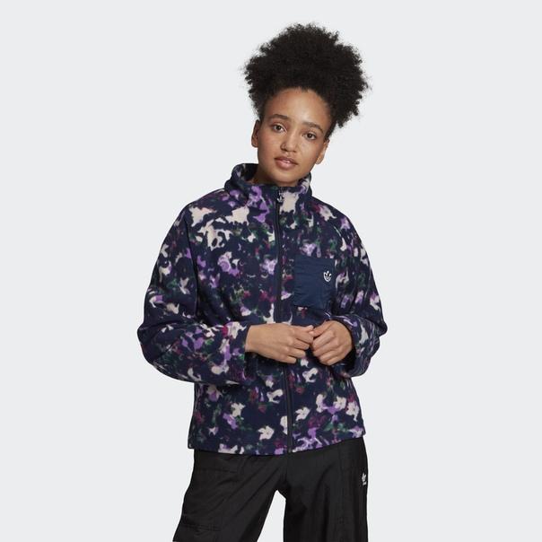 Флисовая куртка image 1