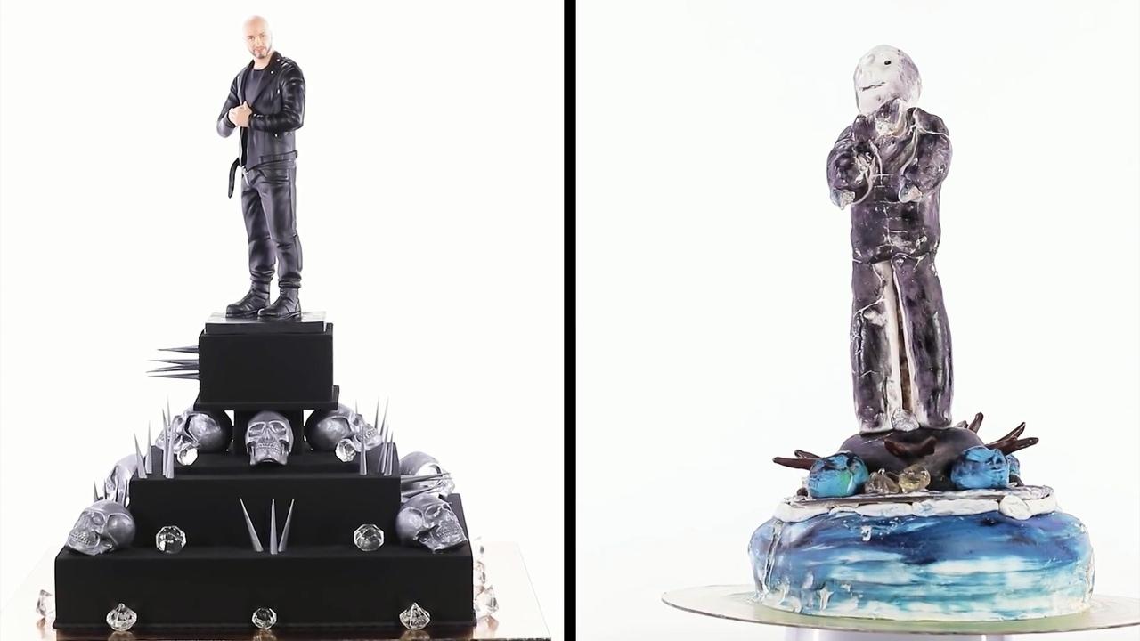 Торт с Никитой Панфиловым из шоу Кондитер