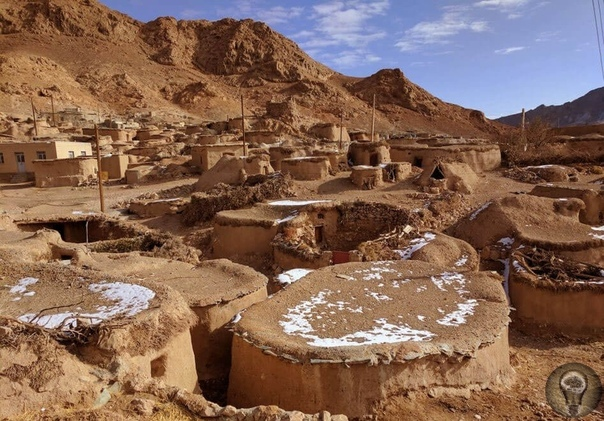 ~ Mahuni Village историческая деревня в провинции Южный Хорасан (ИРАН) На западе Ирана, всего в 15 километрах от границы с Афганистаном находится удивительная историческая деревня. В давние