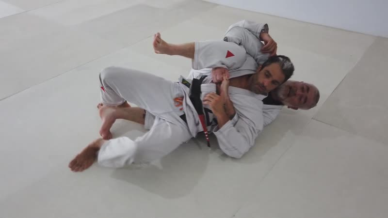 Alex Atala surprise Armlock from the back