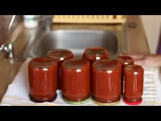 Домашний кетчуп)