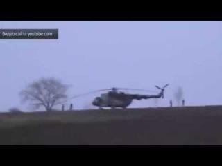 Украинские военные разгромили блокпост ополченцев под Краматорском