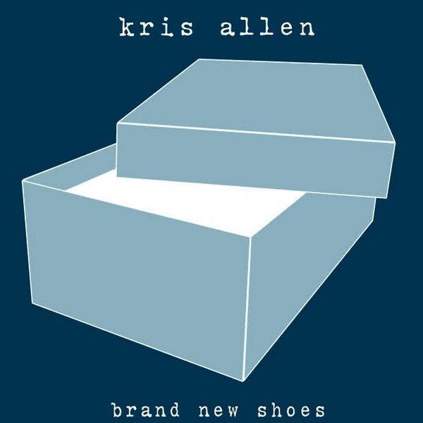 Kris Allen album Brand New Shoes