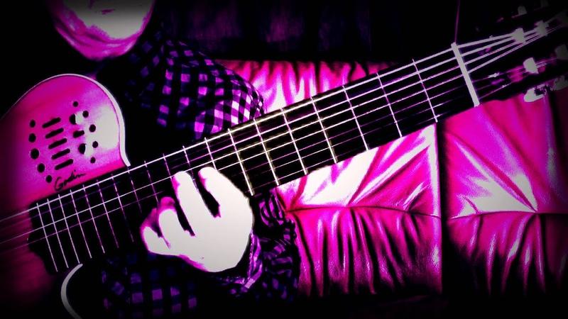 Lolita Lana Del Rey cover for solo acoustic guitar by Oskar van Danzig