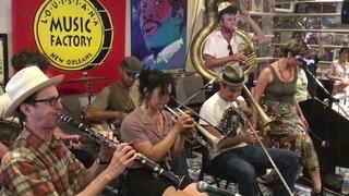 Tuba Skinny @ Louisiana Music Factory, Apr 30, 2019