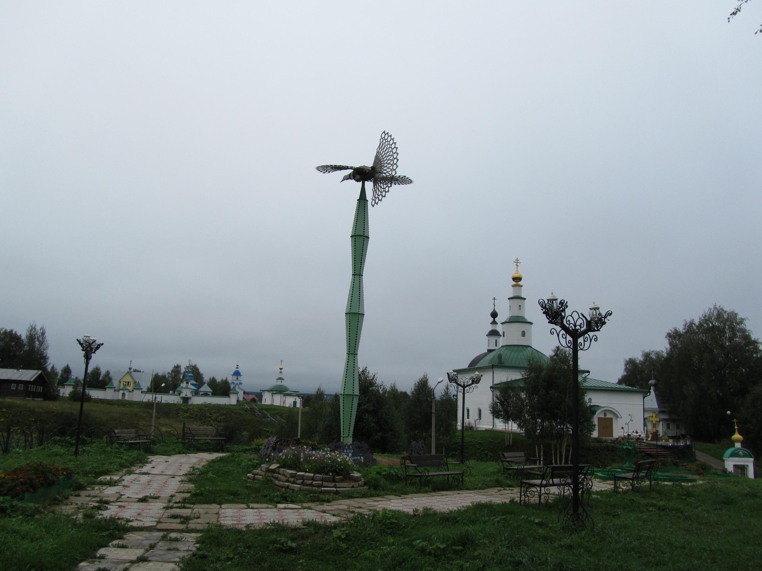 Усть-Вымский монастырь