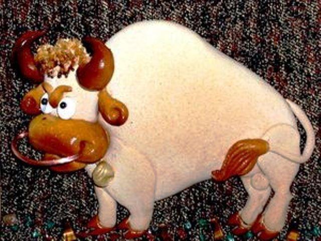 Праздничные шары и сувениры на год Быка - МК и идеи, как сделать бвка своими руками, как сделать корову своими руками, символ 2021 своими руками, как сделать новогодний подарок своими руками, мастер-класс с фото быка, видео мастеркласс , Новый год 2021, Новый год 2022, Новый год 2023, год Быка 2021, новогодние поделки на год Быка 2021, новогодние поделки 2021, новогодние поделки 2023, новогодние поделки 2022, новогодние поделки своими руками,Елка из подручного материала (МК и варианты), как сделать елку своими руками из настоящей хвои, мастер-класс, Бычок своими руками на Новый год, Бычок из носка своими руками, Бычок из елочного шарика (МК), Бык из детского носочка,