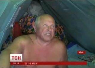 Геи на пляжи в Крым больше не едут. Лето 2014 · #coub, #коуб