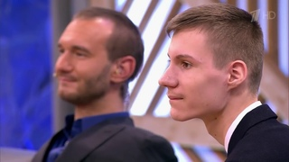 пианист Алексей Романов без кистей рук