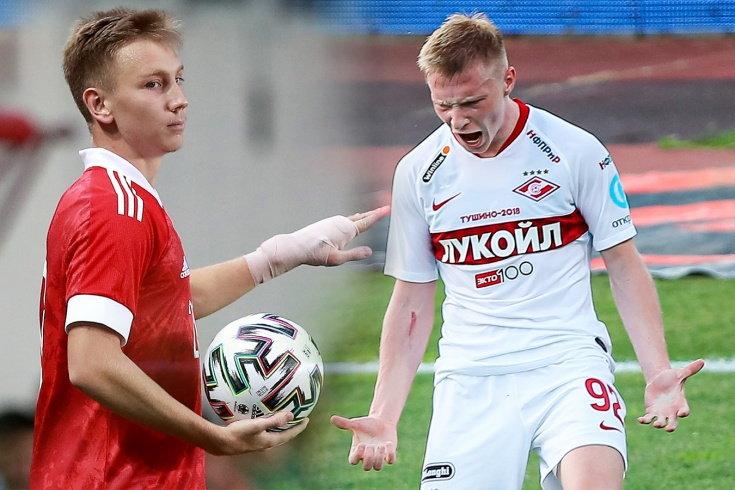 Наиль Умяров и Николай Рассказов