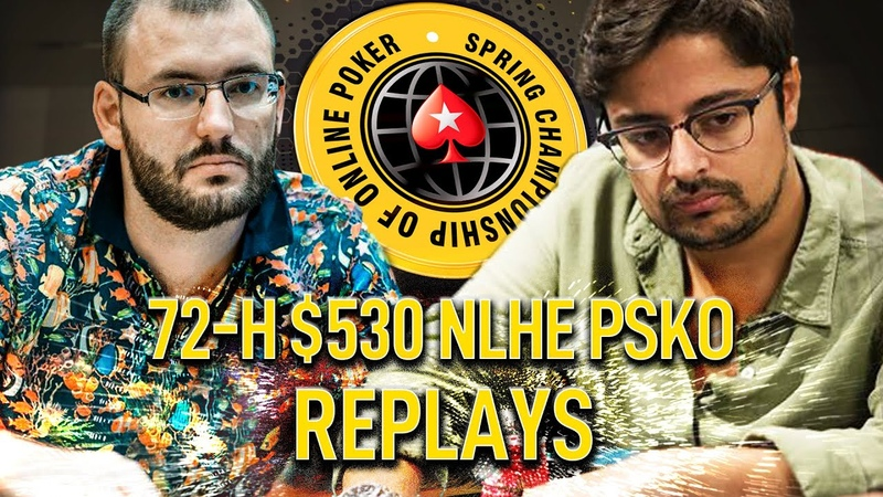 SCOOP 2020 72-H $530 hello_totti | Anjeyyy | FreeLancerZZ Final Table Poker Replays
