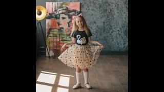 КРАСИВЫЙ И МОДНЫЙ КОМПЛЕКТ для маленькой модницы
