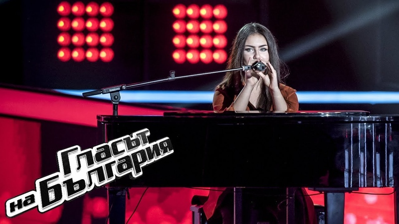 Надежда Александрова - Wicked Game | Кастинги на тъмно | Гласът на България 2019