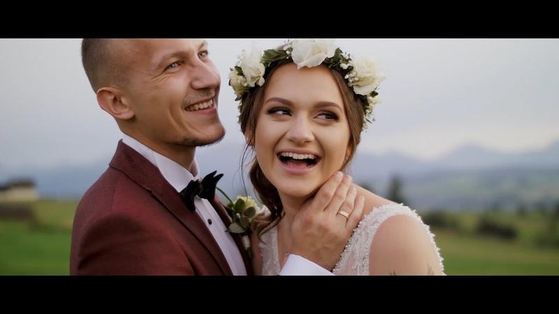 Wedding film of Karina and Dawid Film ślubny