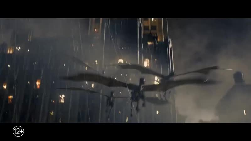 Фантастические твари Преступления Грин де Вальда Fantastic Beasts The Crimes of Grindelwald фильм второй