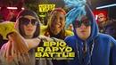 MORGENSHTERN vs BIG BABY TAPE Epic RapYo Battle reprods by @iamfirstfeel